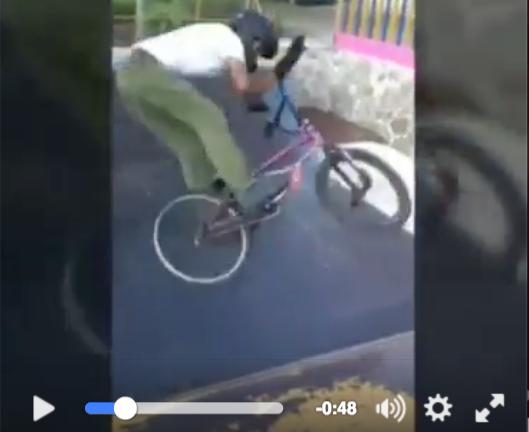 CHECK MY FUCCKYNG VIDEO ! CRISTOBAL RAMIREZ, MUTANTE BMX, LA MEJOR COMPAÑÍA !